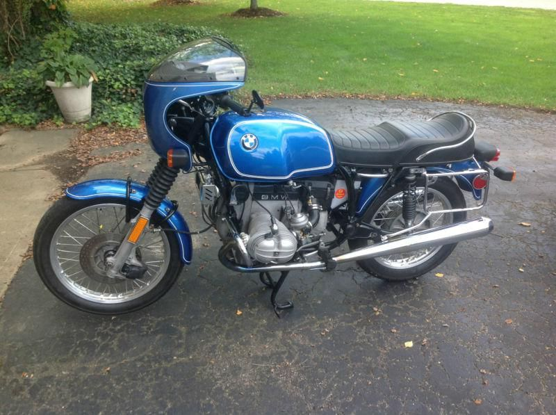 Beautiful 1977 R100 with BMW S-Fairing, US $2,950 00, image