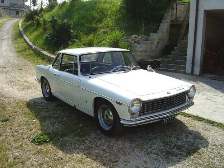 Innocenti C Coupe By Ghia Cars Pinterest Cars