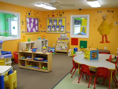 Classroom for child care preschool classroom designs Dacare room designs
