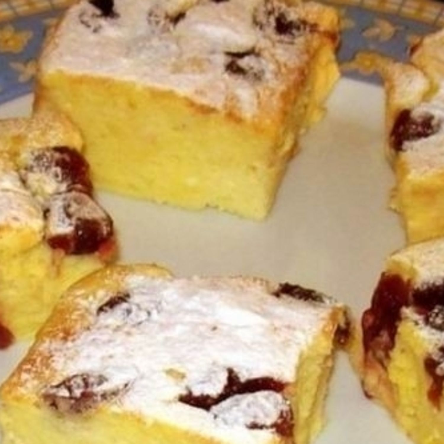 Cherry Cottage Cake Recipe   Just A Pinch Recipes