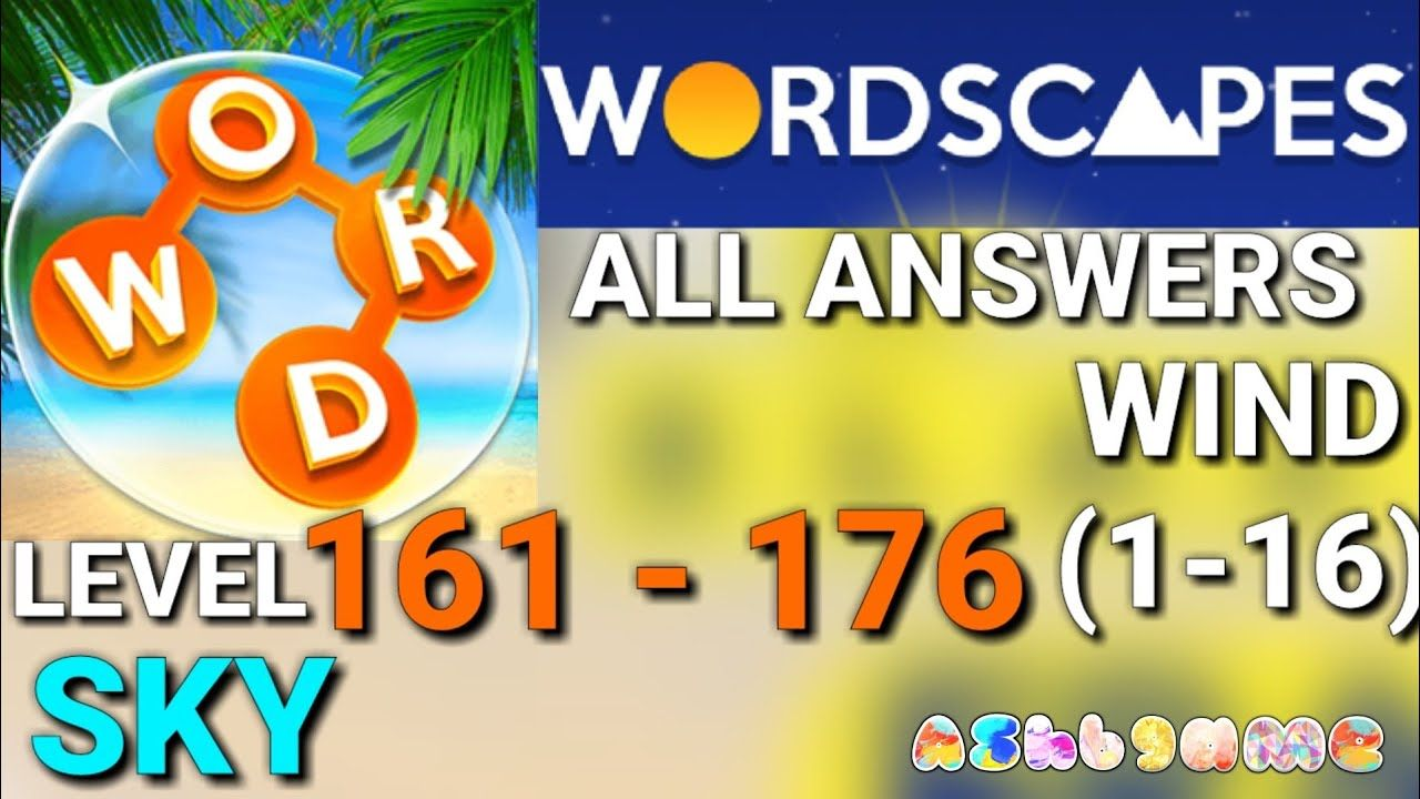 Wordscapes Daily Puzzle Level 161 176 Answers Wordscapes Daily Puzzle Level 161 162 163 164 165 166 167 168 169 170 171 17 Daily Puzzle Latest Games Word Games