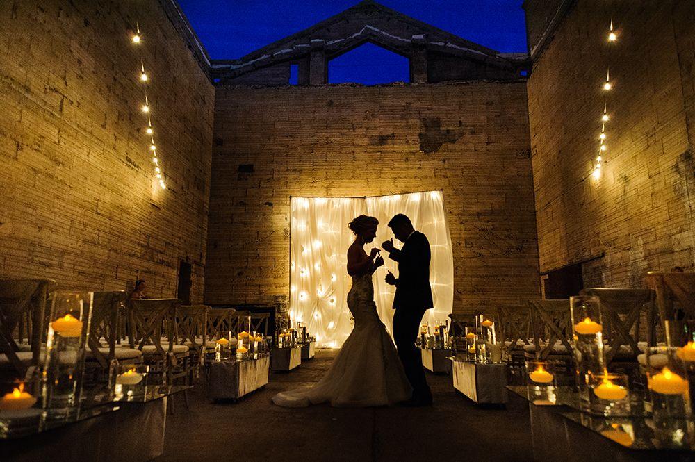 Phoenix Ice House Wedding Photography