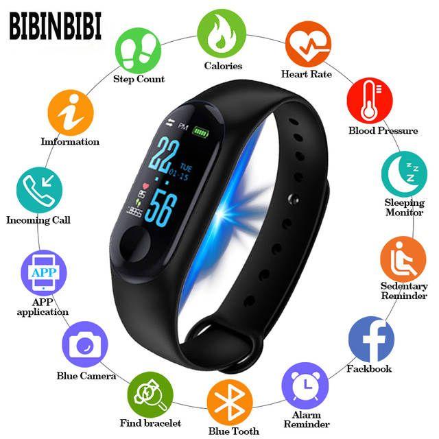 Tienda Online Reloj Deportivo 2019 Para Hombre O Mujer Reloj Inteligente Reloj Bluetooth Camara Remota Frecuencia Car Podometro Reloj Inteligente Reloj Digital
