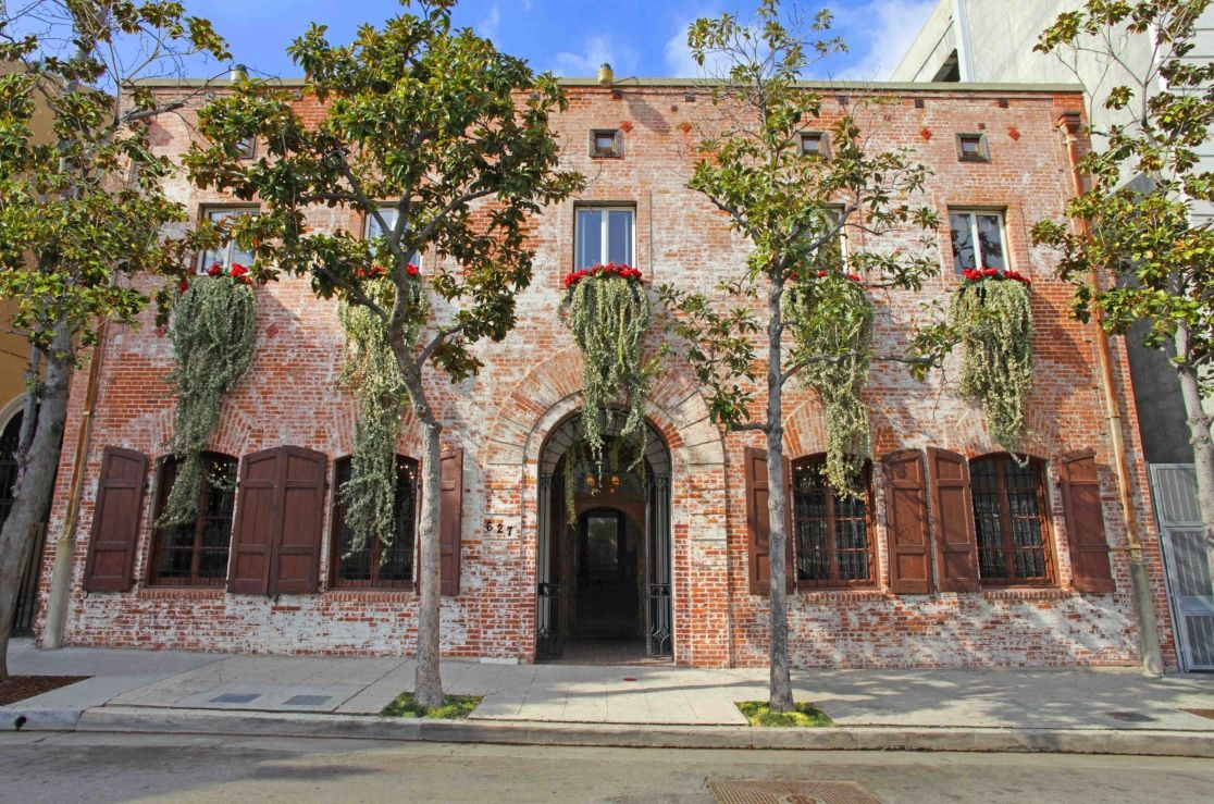 Crondelet house los angeles with images carondelet