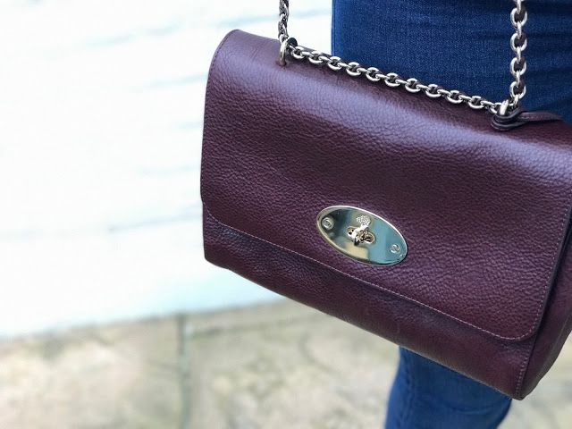 Review: Medium Lily Mulberry Bag #mulberrybag