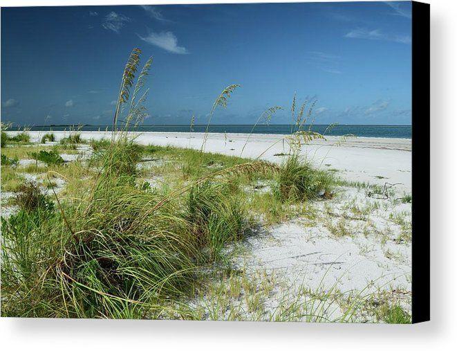 Day At The Beach Canvas Print Canvas Art By Aaron Geraud Beach