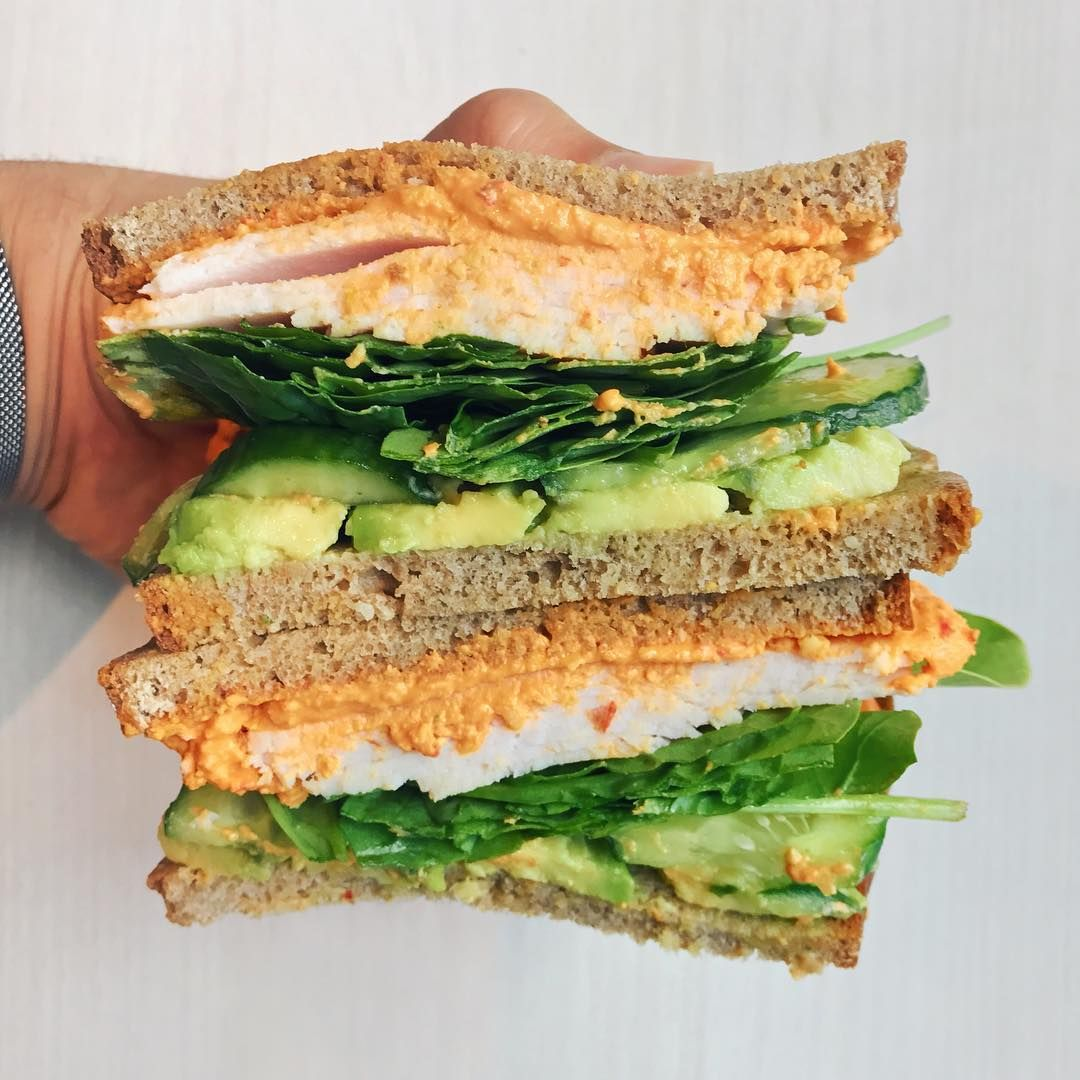"Being The Messy One In A Relationship: Healthy Living On Instagram: ""🇺🇸 Chicken & Greens"