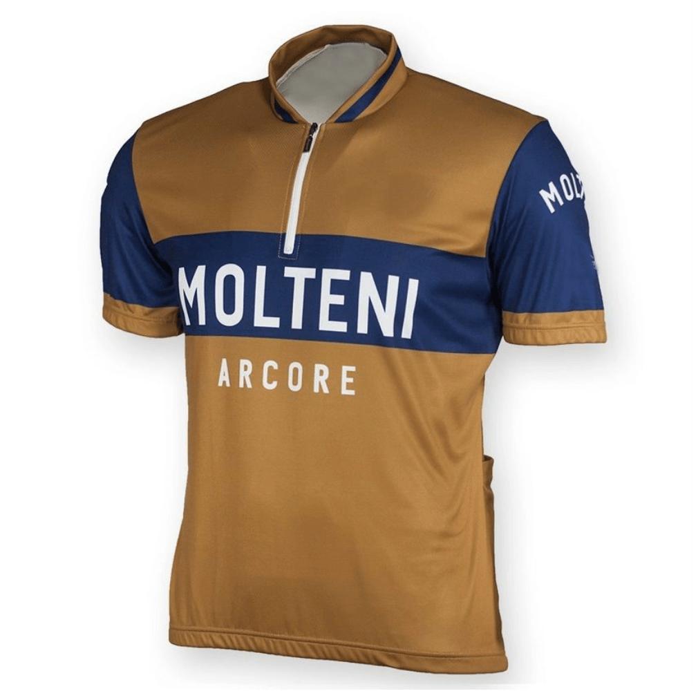 Maillot molteni arcore eddy merckx cyclist retro vintage classic cyclism