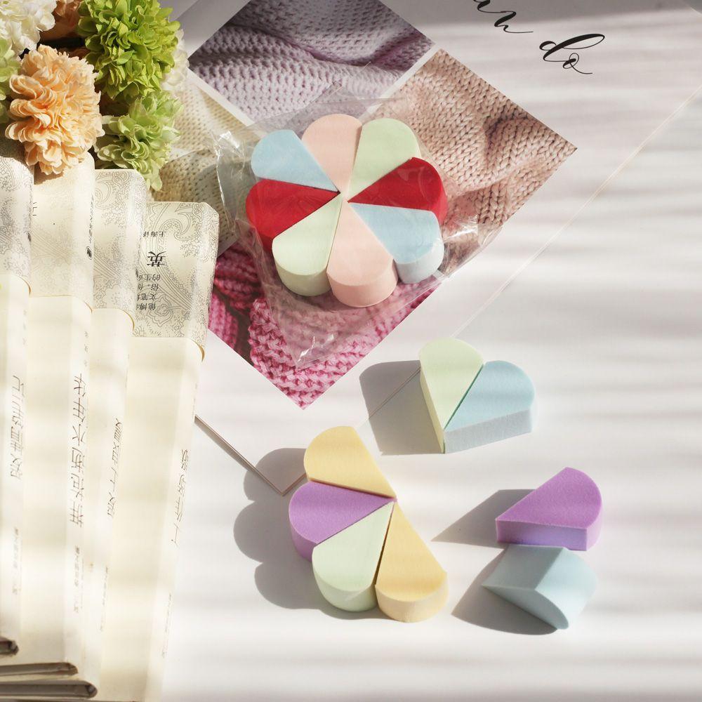 Disposable makeup sponges, the same material as makeup