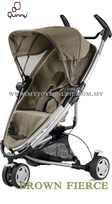 Quinny Zapp Xtra 2 2014 Quinny Baby Buggy Stroller