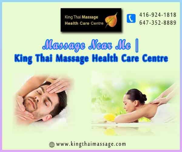 Massage near me at Toronto, ONTARIO? Find the best massage