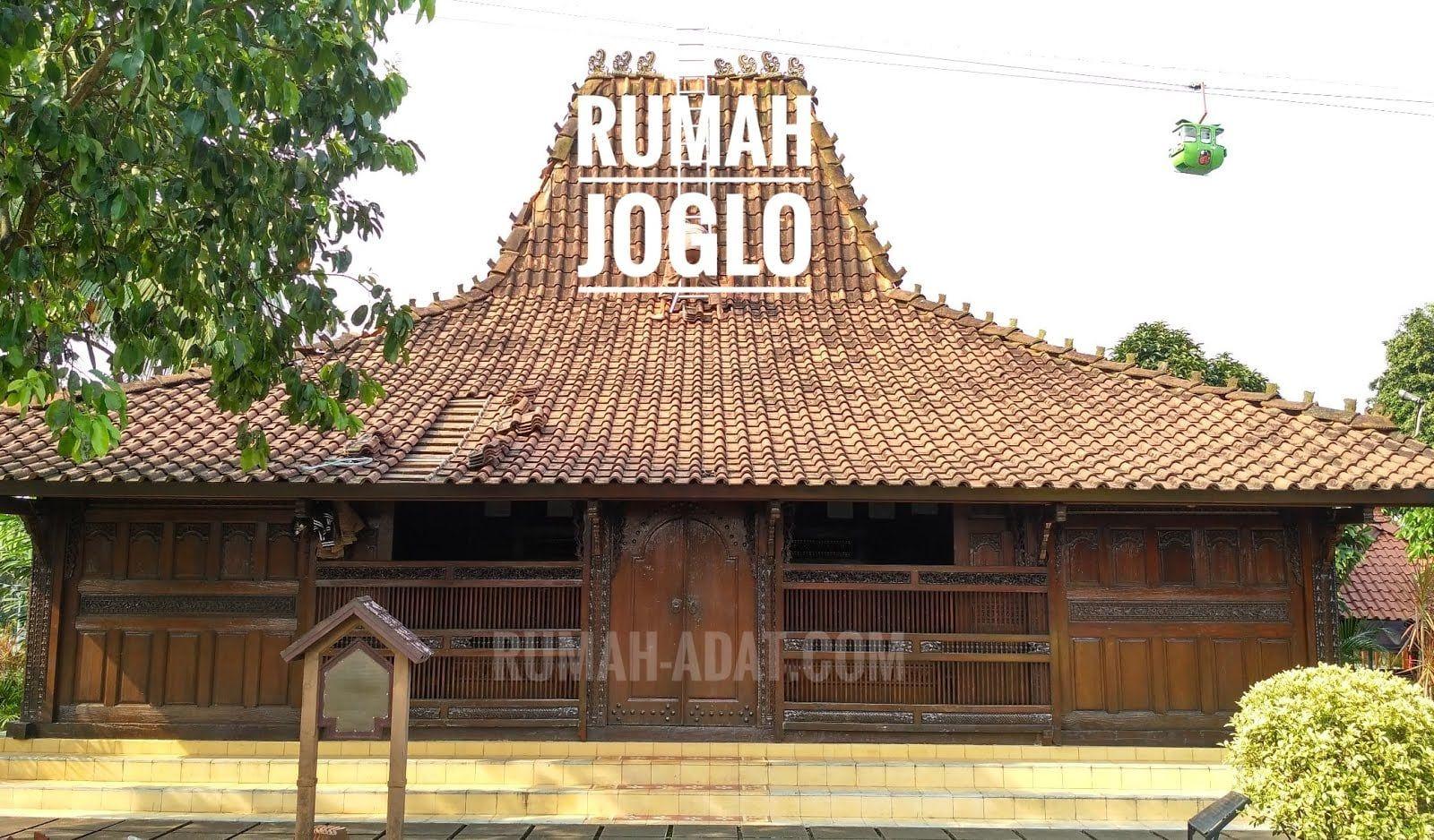 Rumah Adat Dari Jawa Tengah