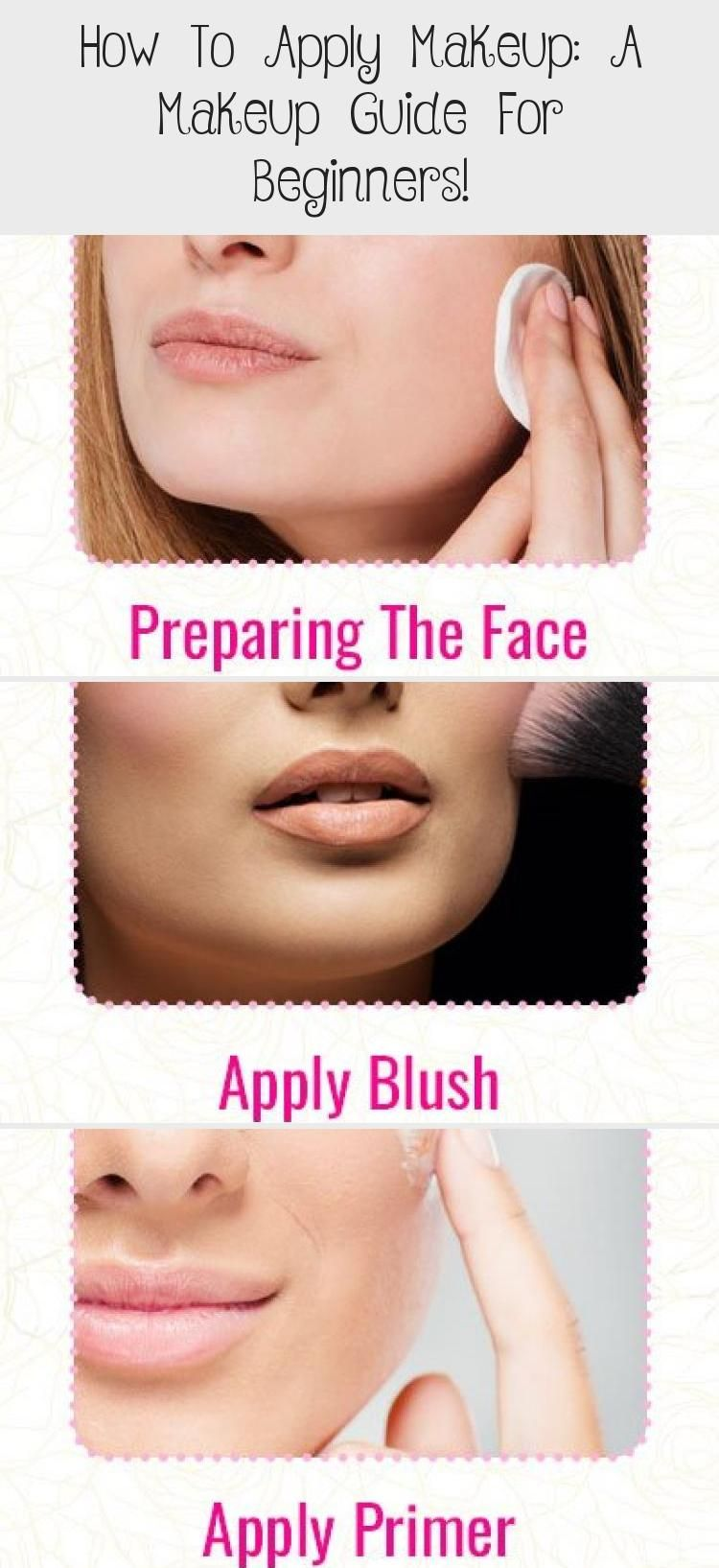 Photo of How To Apply Makeup: A Makeup Guide For Beginners! – MAKEUP