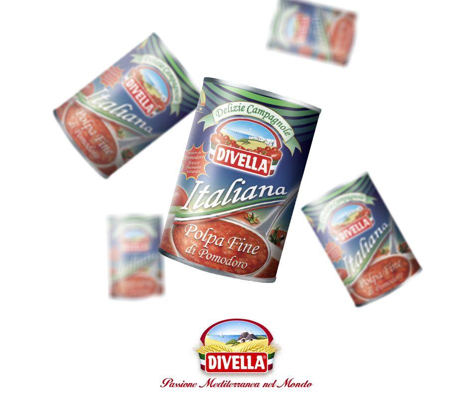 Selezioniamo i migliori pomodori italiani per preparare una polpa gustosa e omogenea con cui dare un tocco in più ai tuoi piatti. Scopri la polpa fine di pomodoro Divella qui: https://goo.gl/YJs8U2