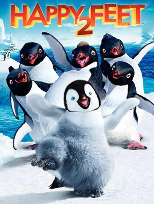Happy Feet 2 Peliculas Completas Gratis Peliculas Completas Peliculas De Animacion