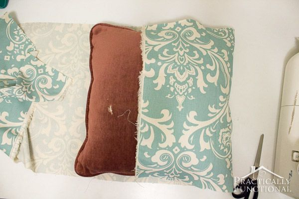 Make Your Own Envelope Pillow Covers Diy Envelope Envelopes And Interesting Sew An Envelope Pillow Cover