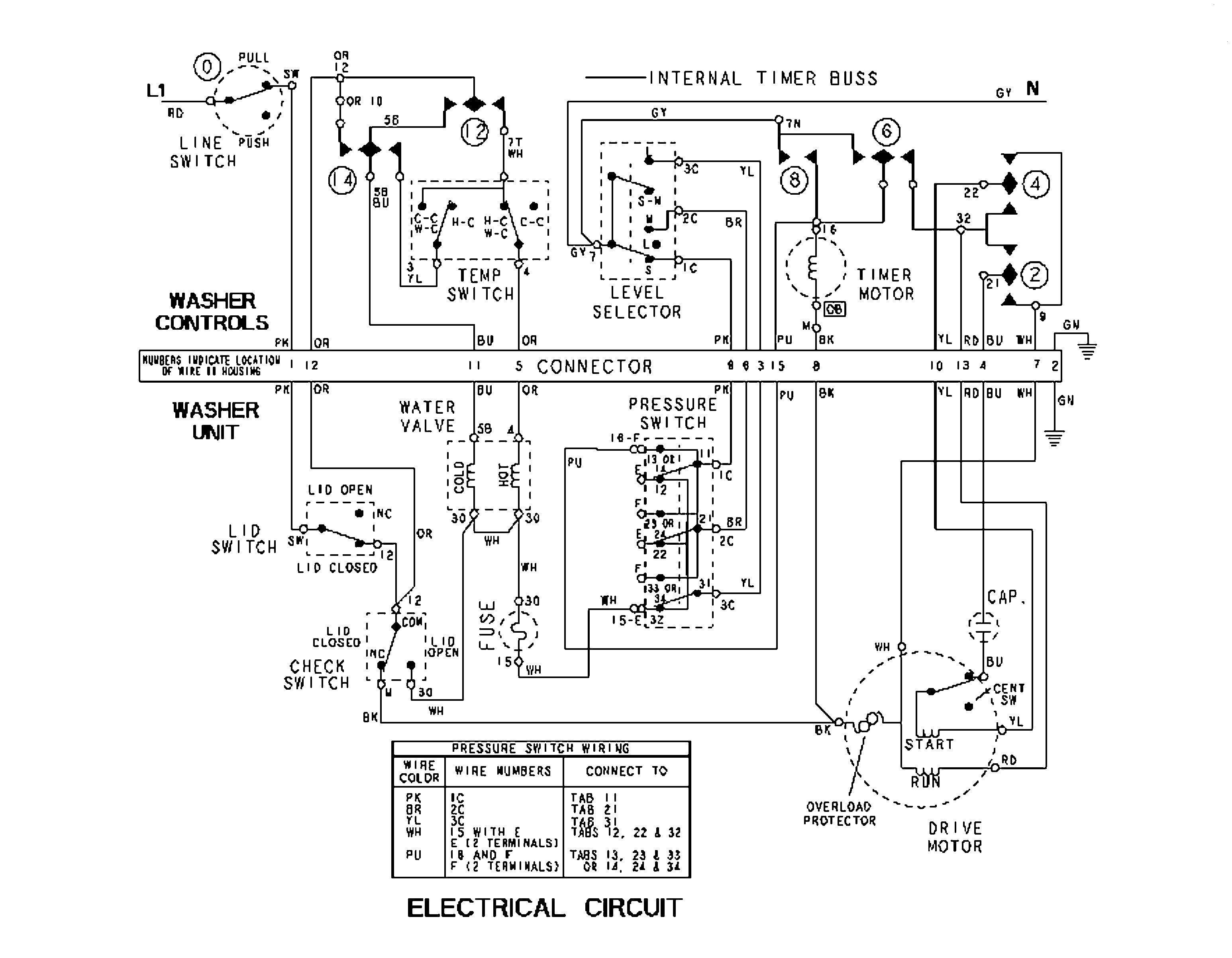 Elegant Ge Motor Wiring Diagram In