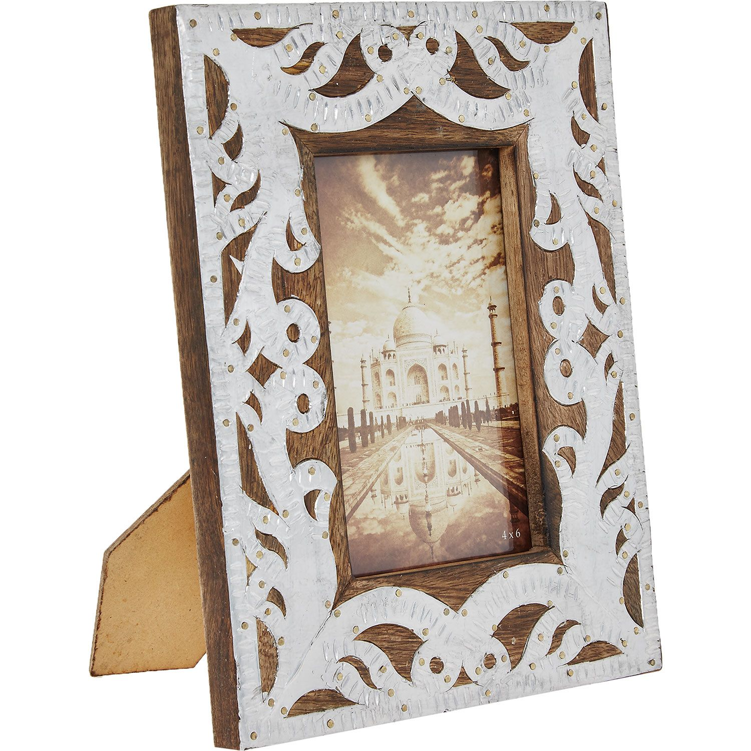 Wooden Rustic Photo Frame