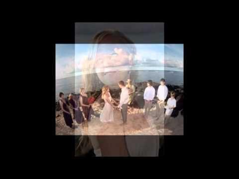 Kauai, Hawaii Wedding on the Beach