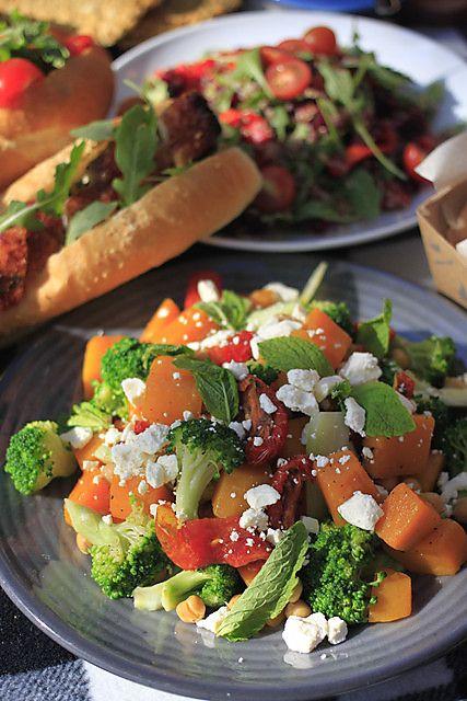 vibrant salads at lt