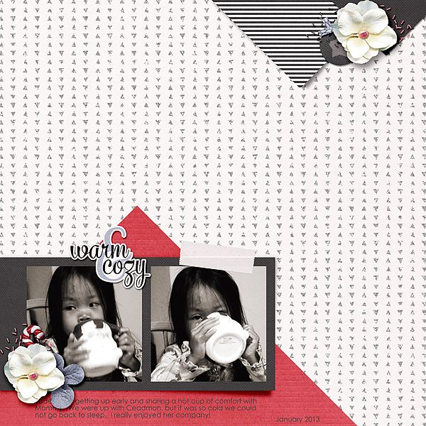 Cozy Cocoa by ninigoesdigi Elements: http://goo.gl/IM6Jum Papers: http://goo.gl/5YFAmj Solids: http://goo.gl/uIJ6xb  Template by Our MIsadventures