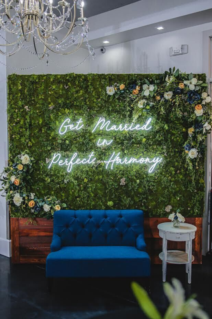 Presley Settee Garden Of Lights Orlando Wedding Party Rentals
