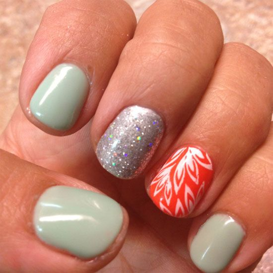 15 Cool Easy Summer Nail Designs Ideas For Girls 2013 13 Mani