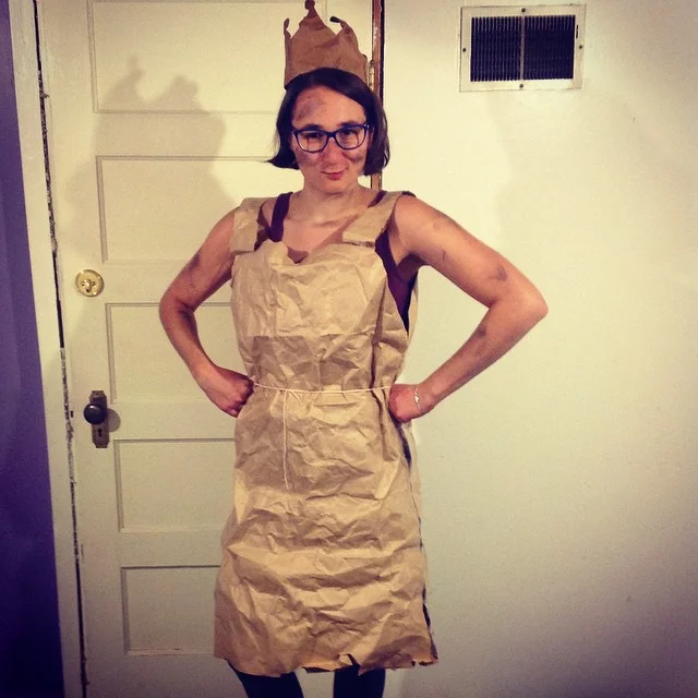 paper bag princess costume - Google Search #paperbagprincesscostume paper bag princess costume - Google Search #paperbagprincesscostume