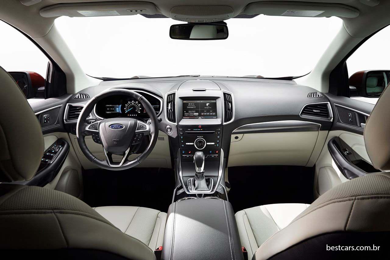 Novo Ford Edge as versões, dados técnicos e preços
