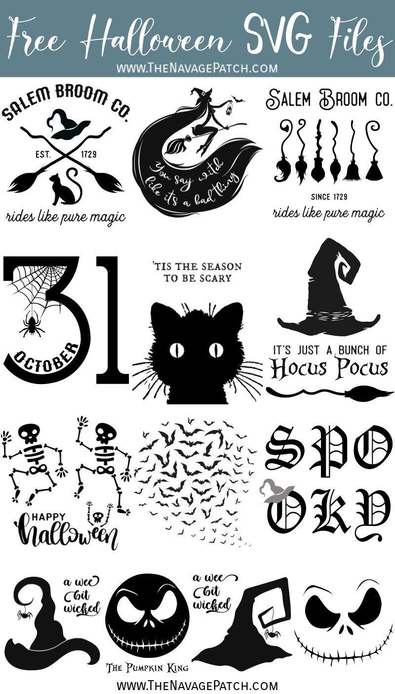 DIY Iron-On Halloween Pillows with Cricut (& 13 FREE SVG designs!)
