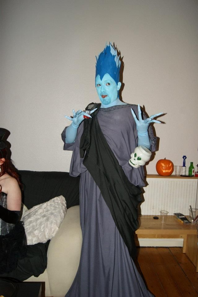Hades costume Halloween 2011 & Hades costume Halloween 2011 | Craft Ideas | Pinterest | Costumes ...