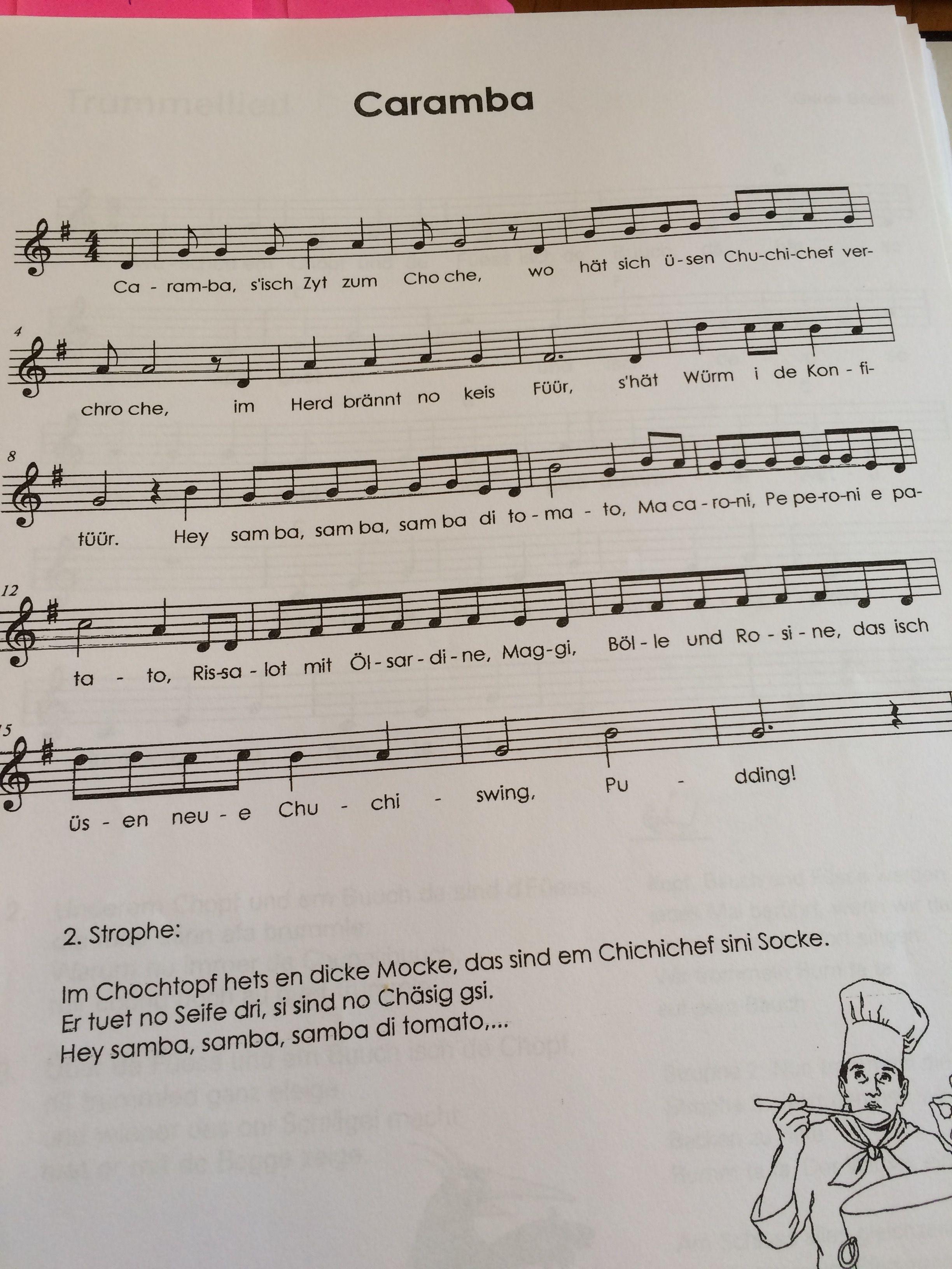 Weihnachtslieder Verarschung.Caramba Daz Lieder Kindergarten Lieder Kinder Lied Und Lieder