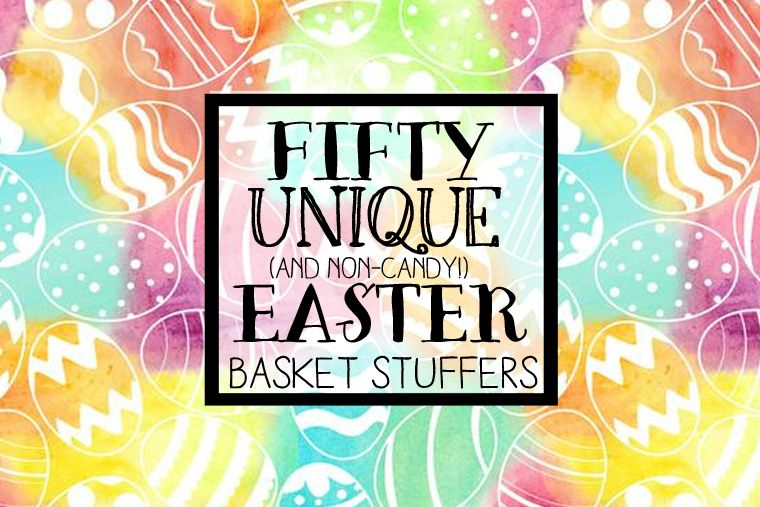 Peep this 50 unique non candy easter basket stuffers easter easter basket stuffers negle Images