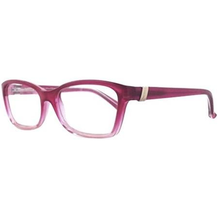 Allure L3004 Women\'s Rx-able Eyeglass Frames, Red Coral - Walmart ...