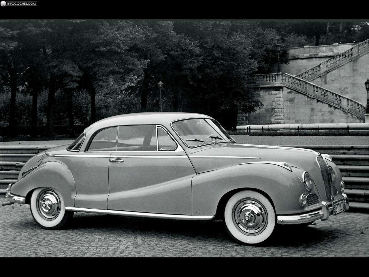 Fotos del BMW 502 Coupe - 1 / 1