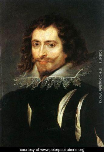 The Duke of Buckingham c. 1625 - Peter Paul Rubens - www.peterpaulrubens.org