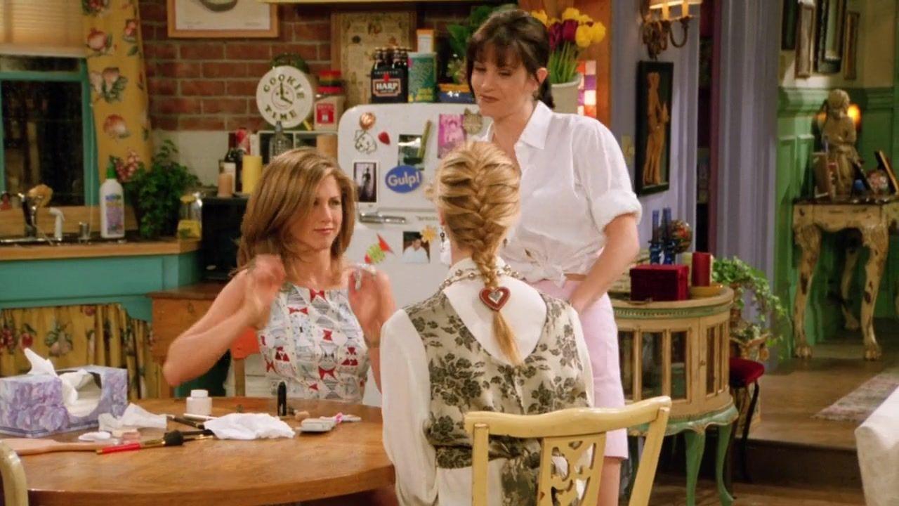 Recap of Friends Season 2 Episode 23 (S02E23) - 9 | Friends