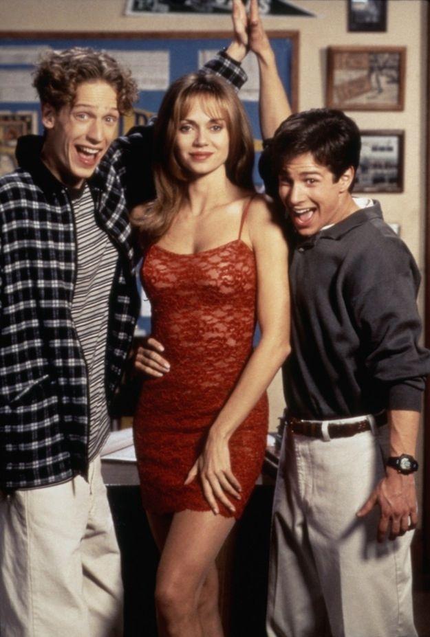Weird Science  Nostalgia  Teen Shows, 90S Tv Shows, Weird Science-2893