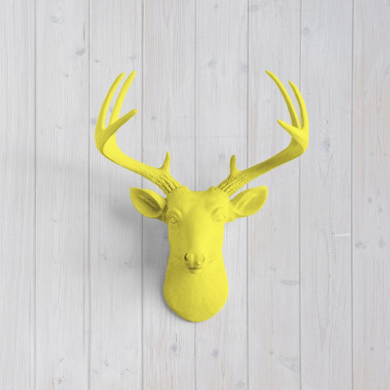 Unique Faux Antlers Wall Decor Mold - Wall Art Collections ...