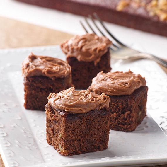Easy Chocolate Syrup Brownies