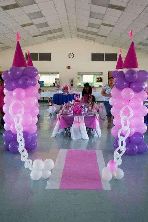 Royal Princess Birthday Party Ideas It S A Knight Party
