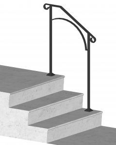 Do It Yourself Handrail In 4 Simple Steps - Fortin ...
