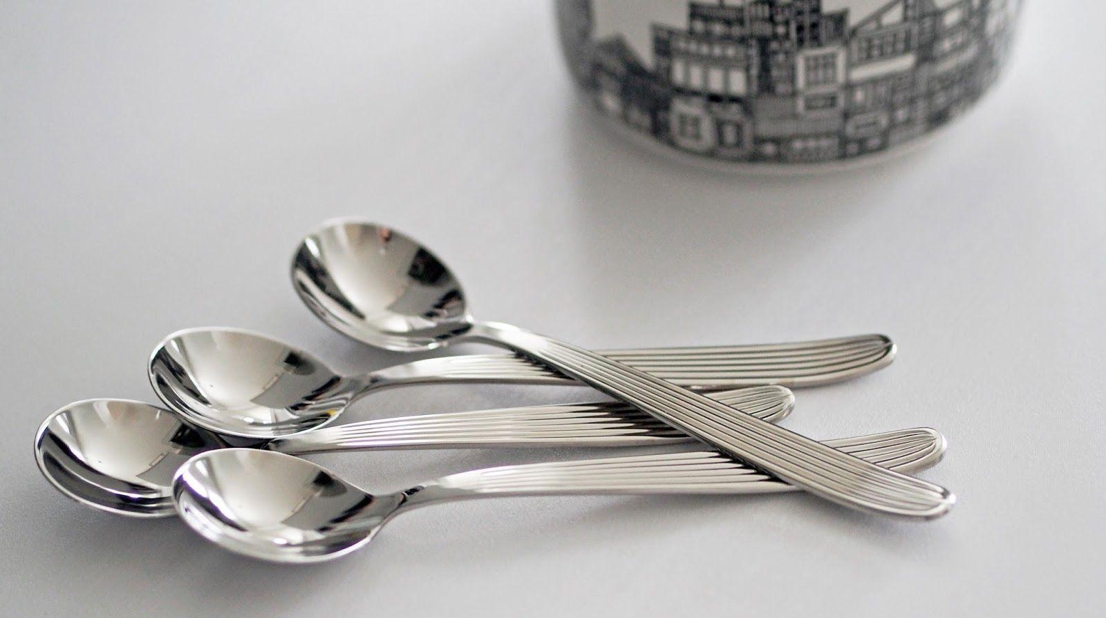 Iittala Scandia coffee spoons | kjøkken | Pinterest | Coffee spoon ...