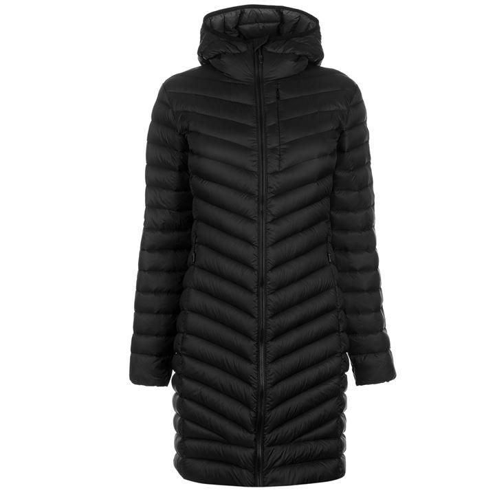 Karrimor Long Alpine Down Jacket Ladies | Jackets for ...