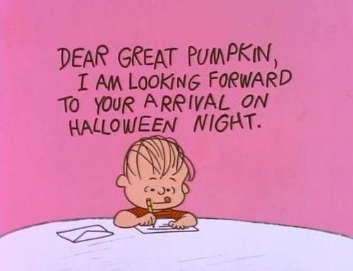 Linus van Pelt, Peanuts by Charles M. Schulz