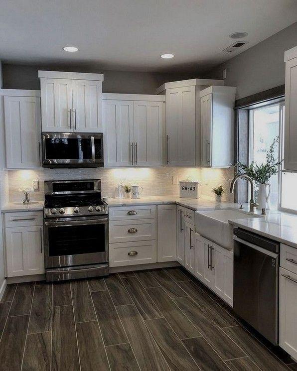 28 Small Kitchen Design Ideas: 150+ Suprising Small Kitchen Design Ideas And Decor That