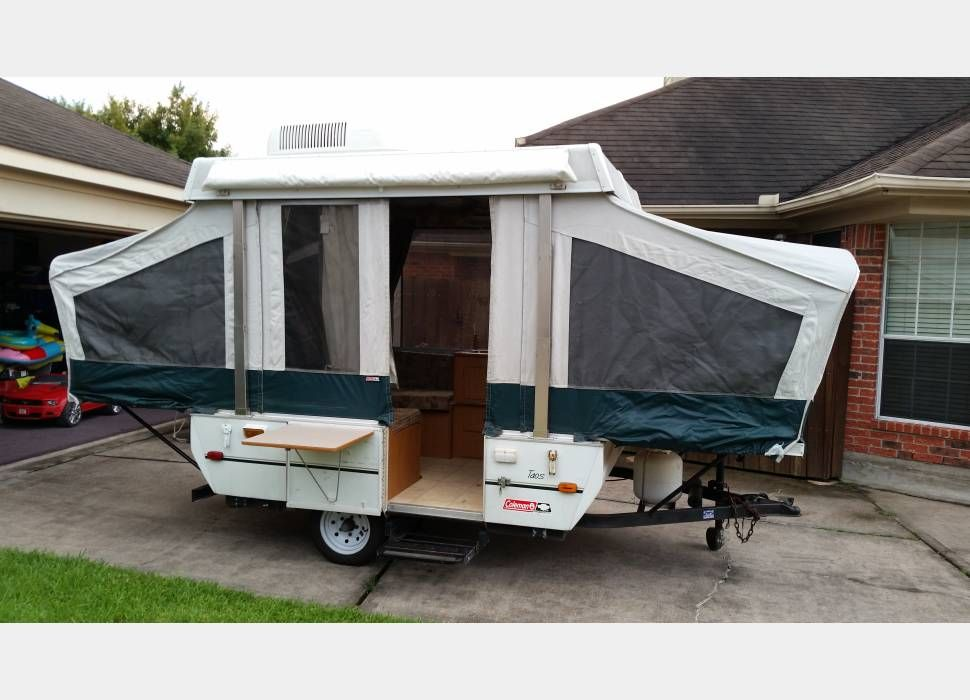 Top Rated Folding Trailer Rental Starting At 55 Night In Jersey