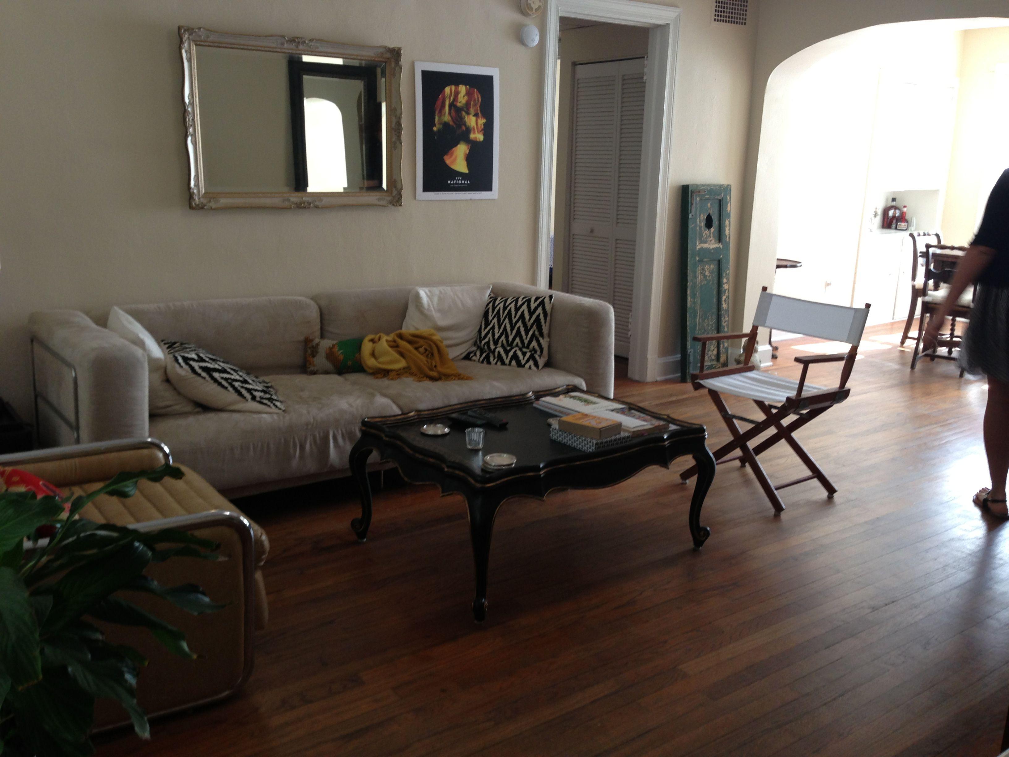 Indie Living Room