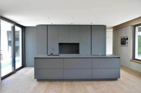 eggersmann fenix nano grigio by la cucina schweinfurt b p pinterest. Black Bedroom Furniture Sets. Home Design Ideas