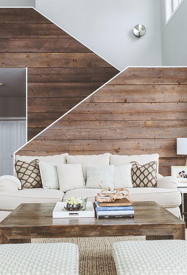 Modern rustic cottage decor